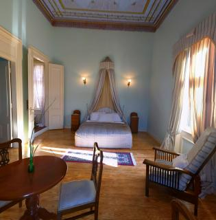 Presidential room